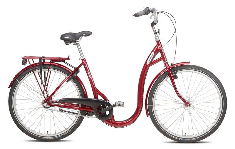 cruiser polkupyörä hinta