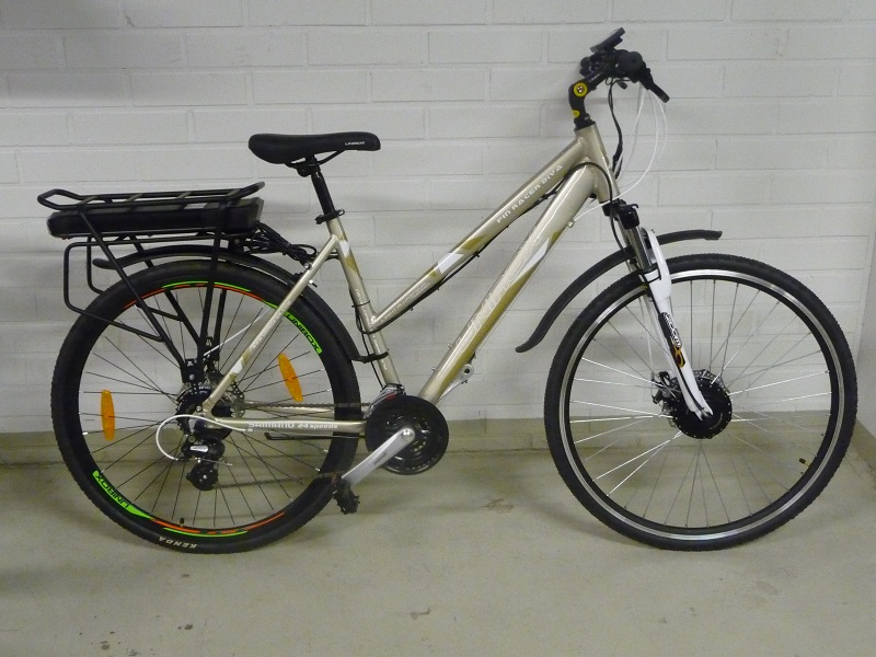 Sähköpyörä - Tuusulan pyörä