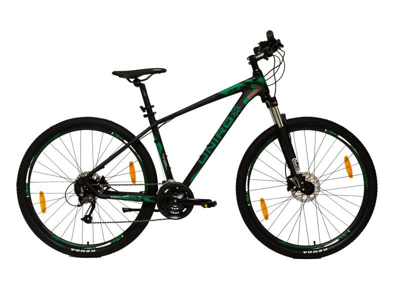 """Unirox Enduro 29"""" vihreä - Tuusulan Pyörä"""