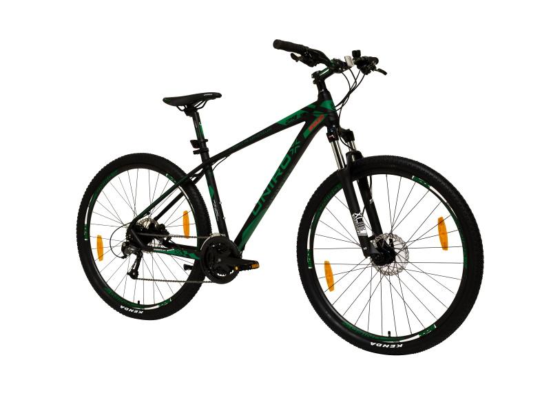 """Unirox Enduro 29"""" vihreä etuviisto - Tuusulan Pyörä"""