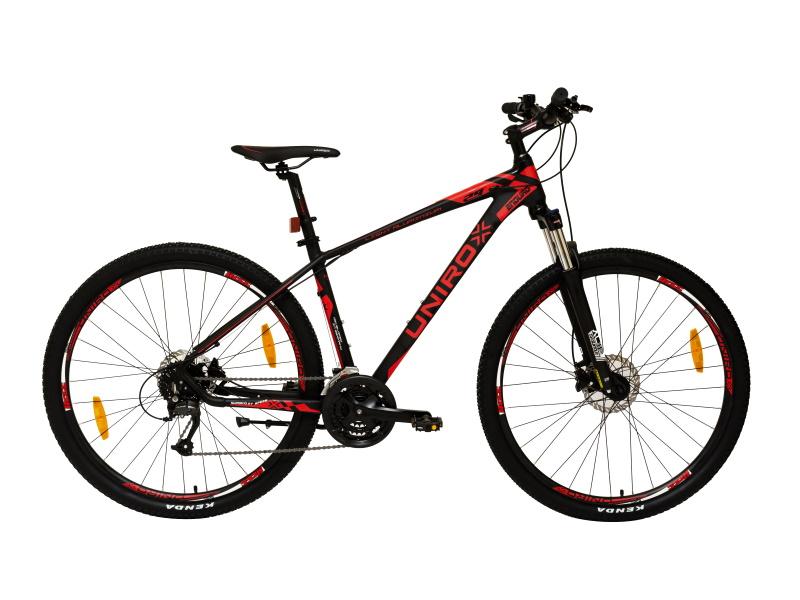"""Unirox Enduro 29"""" punainen - Tuusulan Pyörä"""