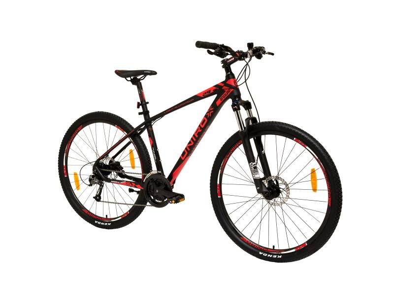 """Unirox Enduro 29"""" punainen etuviisto - Tuusulan Pyörä"""