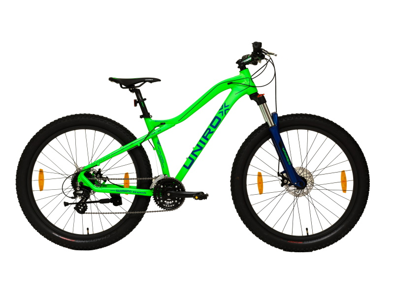 Unirox ExPlorer plus vihreä maastopyörä - Tuusulan Pyörä