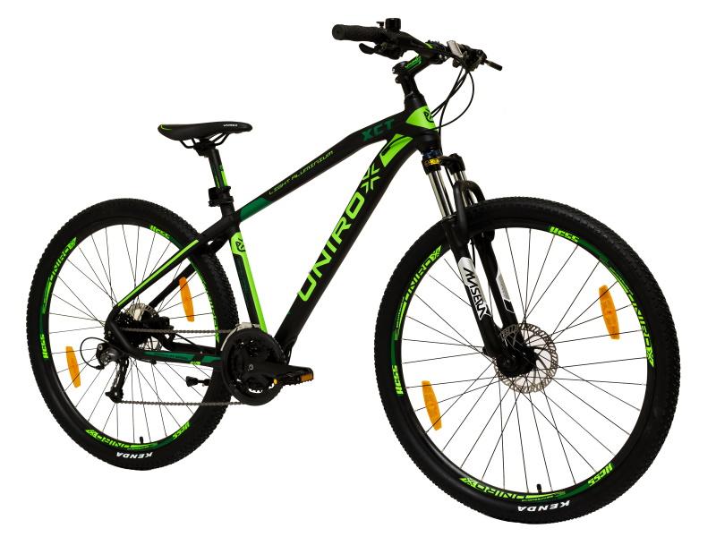 """Unirox XCT 29"""" maastopyörä vihreä - Tuusulan Pyörä"""