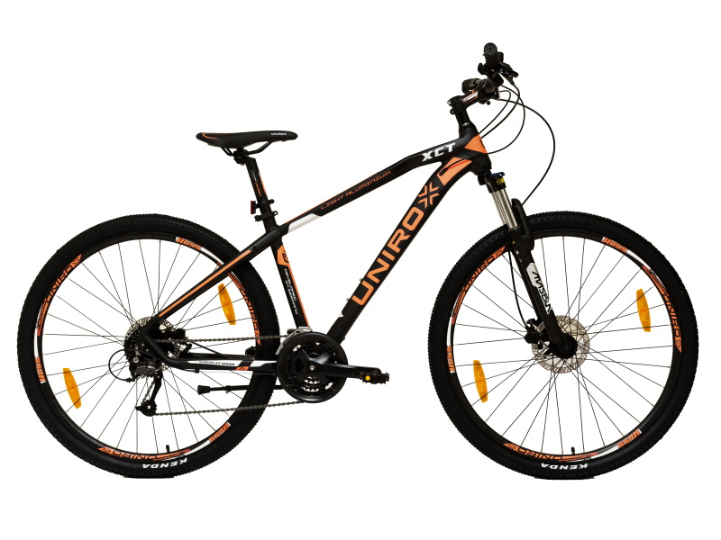 """Unirox XCT 29"""" maastopyörä oranssi - Tuusulan Pyörä"""