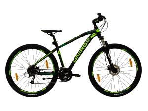 """Unirox XCT 29"""" maastopyörä vihreä small - Tuusulan Pyörä"""